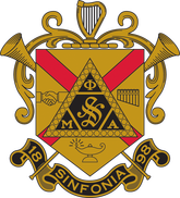 THE THETA PHI CHAPTER OF PHI MU ALPHA SINFONIA